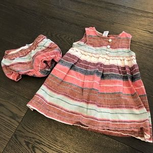Tea Collection dress and bloomers